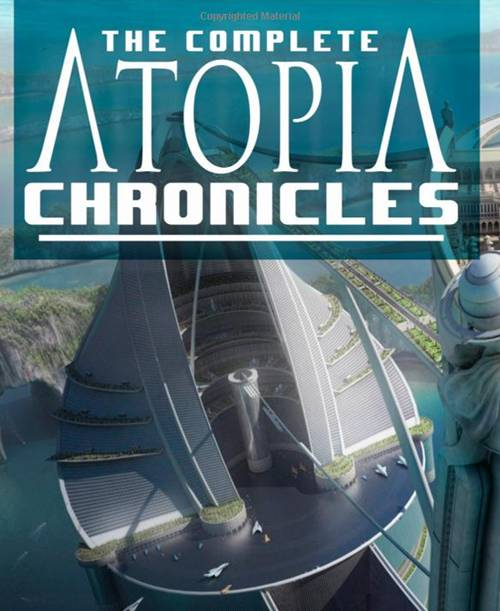 Atopia Chronicles book review from Brusimm