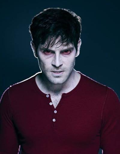 Grimm - Red Eyed David Giuntoli