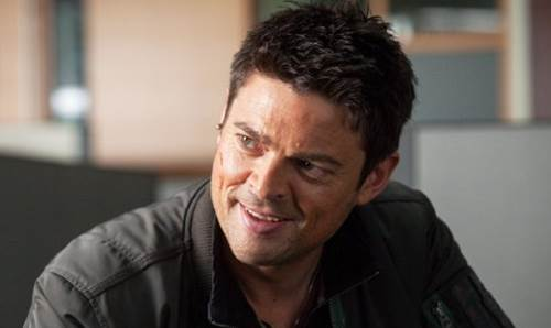 know what to expect coming into the first two hours of Almost Human    Karl Urban Almost Human Gun