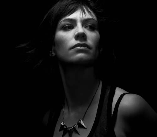 Maggie Siff as Tara in Sons of Anarchy