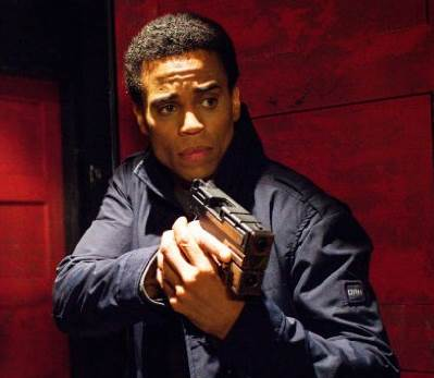 Michael Ealy in Almost Human