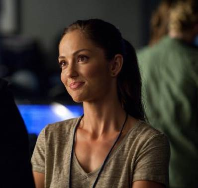 Minka Kelly in Almost Human