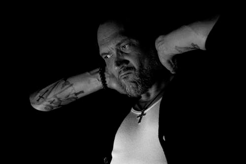 Jimmy Smits as Nero in SoA