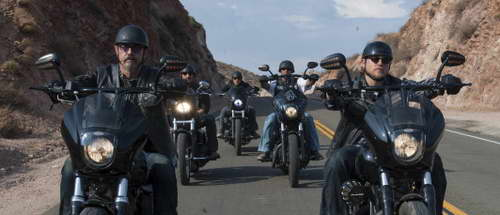 Review of season six of Sons of Anarchy 1