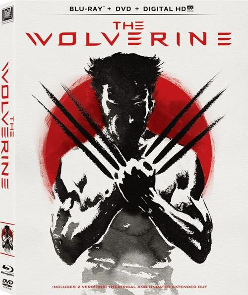 'The Wolverine' on dvd and bd