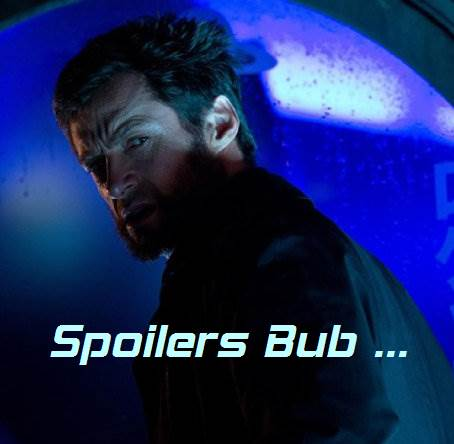 The Wolverine warns about spoilers