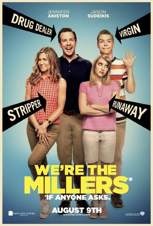 'We're the Millers' review