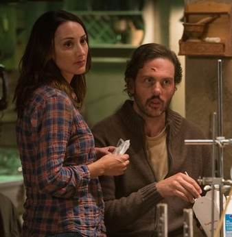 grimm - Silas Weir Mitchell and Bree Turner