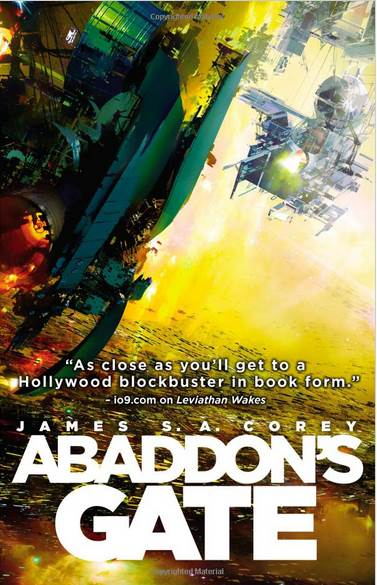 Abaddon's Gate review