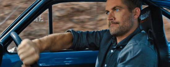Fast & Furious 6 - Paul Walker