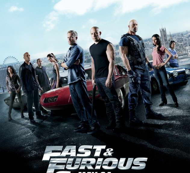 Fast & Furious 6 - review