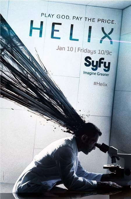 Review:  Helix on Syfy