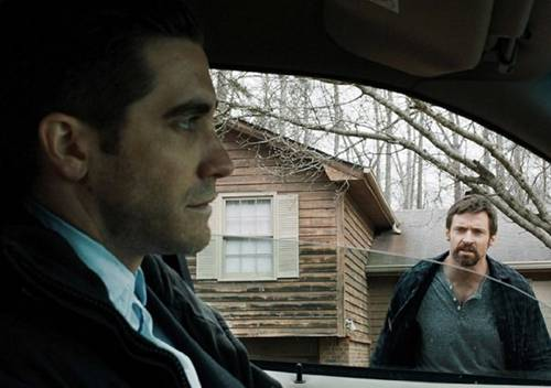 Prisoners - Jake Gyllenhaal and Hugh Jackman
