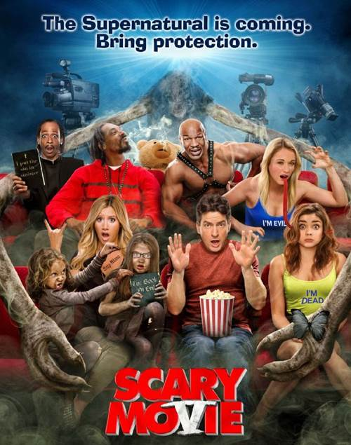 Scary Movie 5 -  worse movie in 2013?