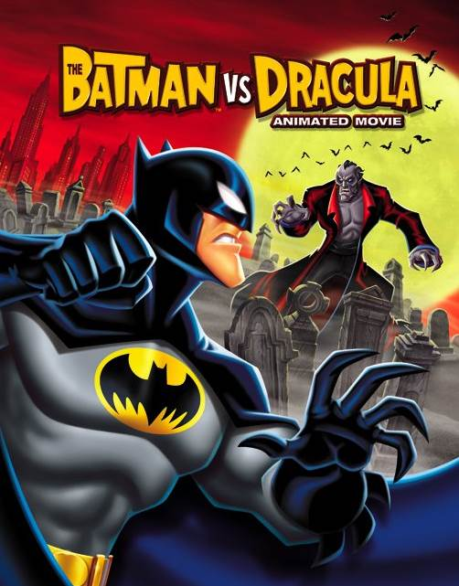 The Batman vs Dracula review