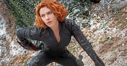Scarlett Johansson as Natasha Romanoff / Black Widow
