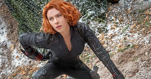Scarlett Johansson as Natasha Romanoff / Black Widow