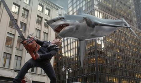 sharknado 2 TV review