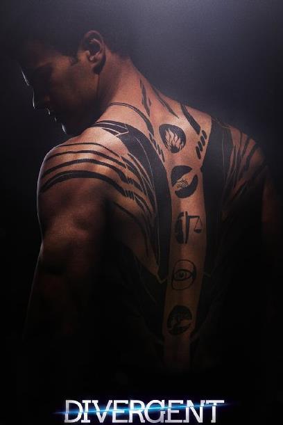 Divergent promo art
