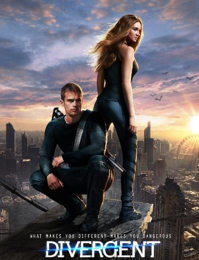 Divergent review