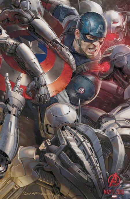 avengers age of ultron- CAPTAIN AMERICA