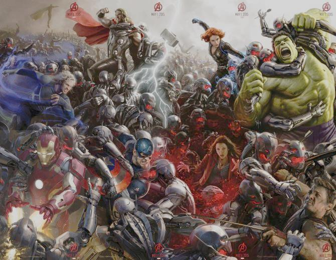 avengers age of ultron- GROUP