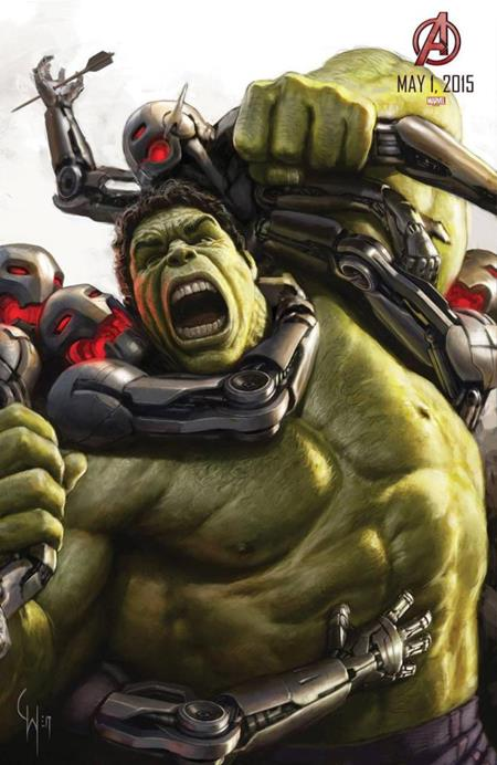 avengers age of ultron- HULK