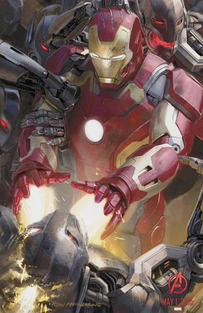 avengers age of ultron- IRON MAN