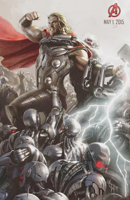 avengers age of ultron- THOR