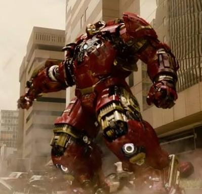 Iron Man HULKBUSTER in Avengers Age of Ultron