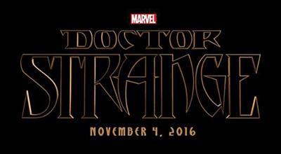 Marvels DOCTOR STRANGE movie release date