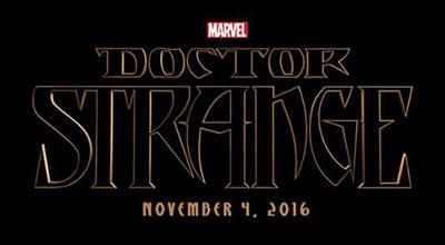 Marvels DOCTOR STRANGE movie release date