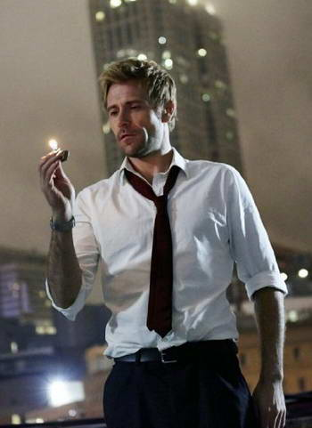 Matt Ryan, CONSTANTINE TV review from brusimm