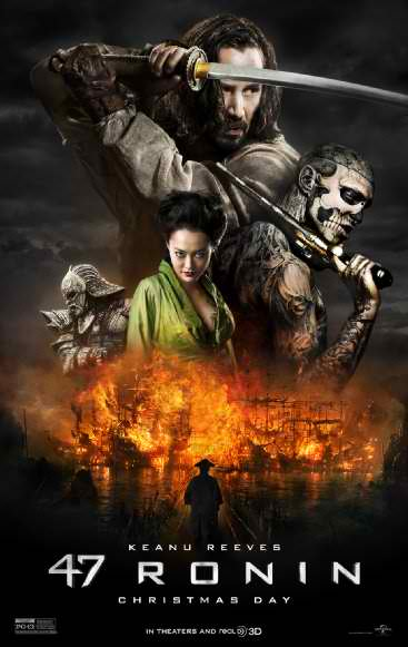 47 Ronin, a review