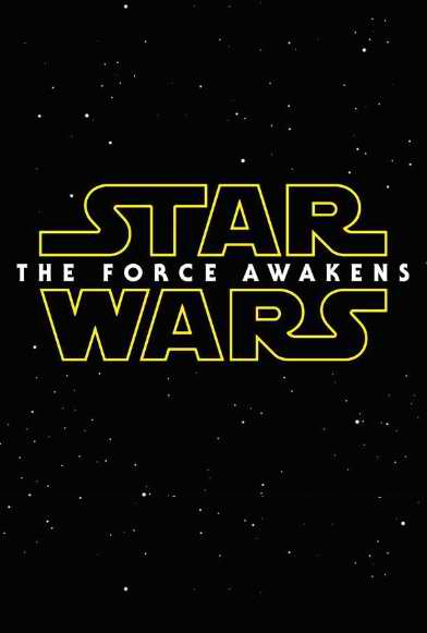 Star Wars Episode VII, The Force Awakens