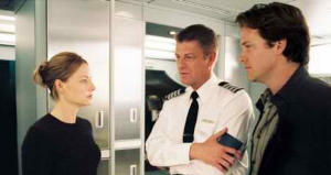 Jodie Foster, Sean Bean and Peter Sarsgaard in Flightplan, a review