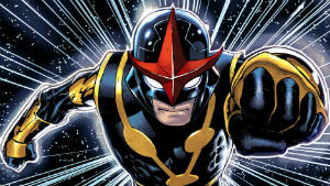 Marvel Comics Nova Character