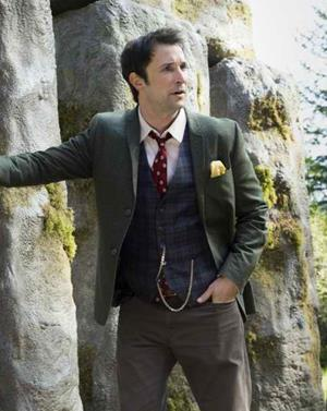 Noah Wyle in The Librarians, a TV review