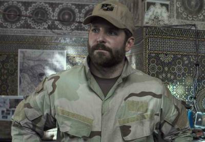 Bradley Cooper in American Sniper, a review