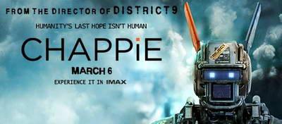 Chappie promo art