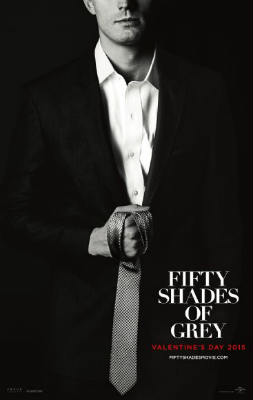 Fifty Shades of Grey promo art