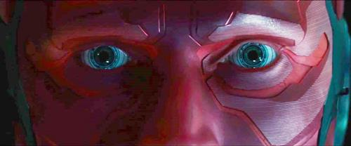 Avengers Age of Ultron, trailer #3, Pual Bettany as The Vision