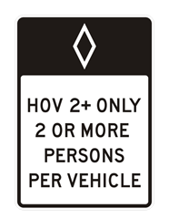 CA HOV Lanes