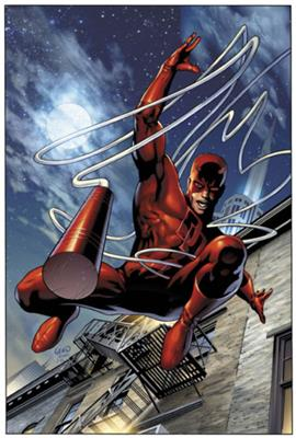 Daredevil, from Marvel