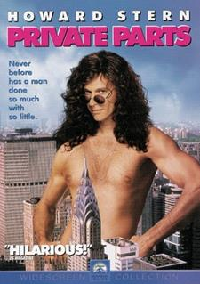 A review of Howard Stern's PRIVATE PARTS