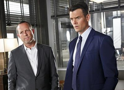 Josh Duhamel and Dean Winters in Battle Creek, a review