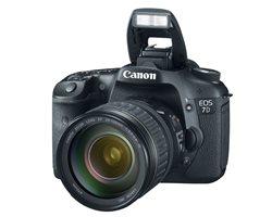 Shopping for a camera - a Canon EOS 7D