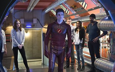 The Flash season 1 finale review