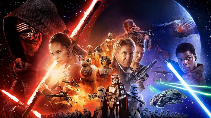 Star Wars The Force Awakens, box office number magic