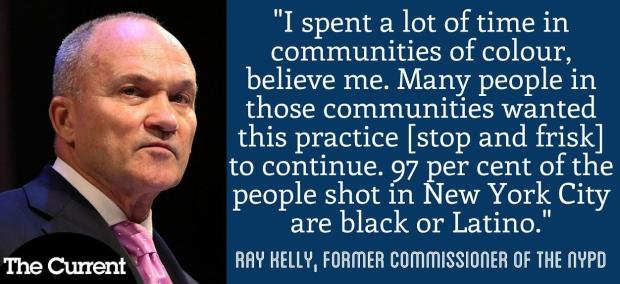 Ray Kelly's VIGILANCE, a review
